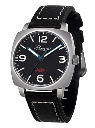 Carrera Reloj 75300 negro