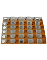 (25) CR2016 Lithium Button Cell 3V Batteries