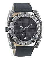 Fastrack Metalhead Analog Black Dial Men's Watch - 3107SL01