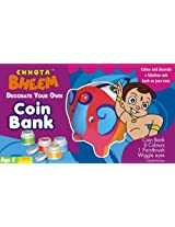 Chhota Bheem Coin Bank, Multi Color