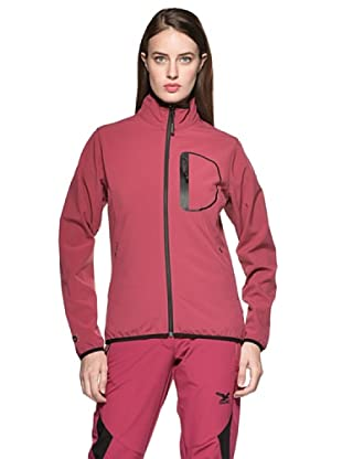 Salewa Jacke City SW Lite (rot)