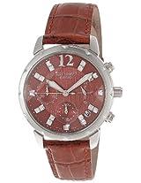 Casio Sheen Chronograph Red Dial Women's Watch - SHN-5010L-4ADR (SH157)