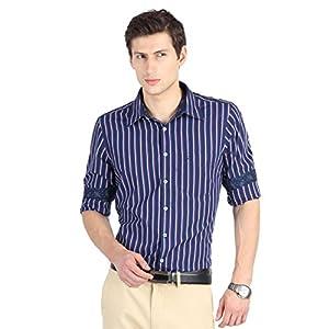 Allen Solly Dapper Striped Shirt