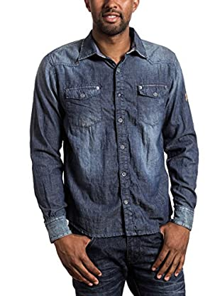 Timezone Hemd Denim 27-5016