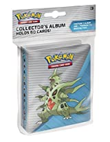 Pokemon Collector Album Feature Sceptile EX & 1 Ancient Origins Booster Pack