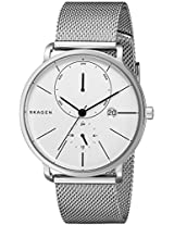 Skagen End-of-season Hagen Analog White Dial Men's Watch - SKW6240