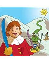 Help, I'm learning to ski: Ebook for kids that learn to ski