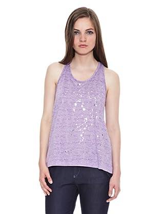 Carrera Jeans Camiseta Print (Violeta)