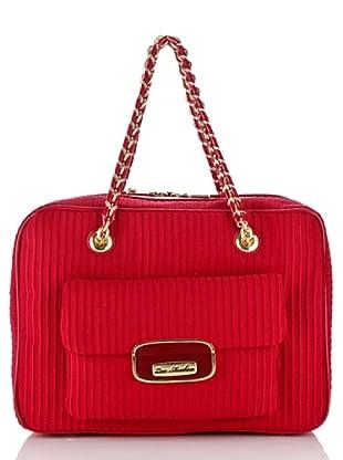 Love Moschino Handtasche Ottoman (Rot)