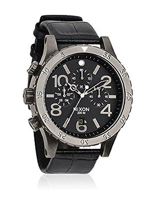 Nixon Uhr mit japanischem Quarzuhrwerk Man A363-1886  48 mm