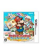 Nintendo 3DS PAPER MARIO Super Seal Super Sticker