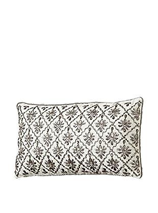 Sage & Co. Dupioni Embellished Pillow