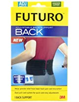Futuro Adjustable Back Support, 2 Count