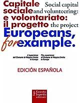 Capital social y voluntariado: el proyecto
