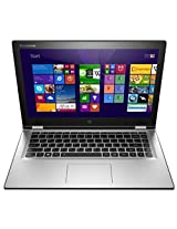 Lenovo 59-442014 13.3-inch Laptop (Core i5 4210U/4GB/500GB/Windows 8.1/Integrated Graphics/with Laptop Bag), Silver