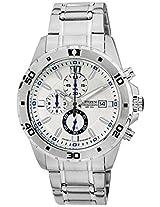 Citizen Chronograph White Dial Men's Watch - AN3500-53A