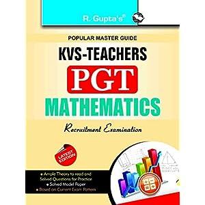 KVS: Teachers (PGT) Math Guide