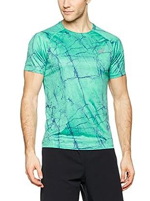 Asics T-Shirt Fujitrail Graphic Ss