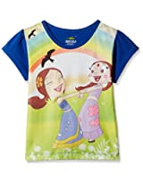 Chhota Bheem Girls' T-Shirt