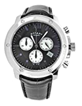 Rotary Black Chronograph Men Watch GS0283704