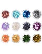 SHANY Cosmetics # 2 Nail Glitter Set
