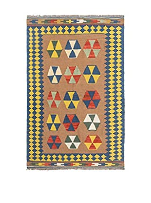 NAVAEI & CO. Teppich mehrfarbig 174 x 110 cm