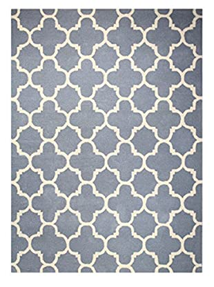 Bashian Rajapur Rug (Light Blue)