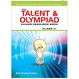 BMA's Talent & Olympiad Exams Resource Book for Class 6