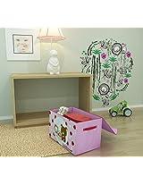 Home Candy Teddy Bear Cardboard Foldable Multi Utility Storage Box