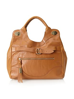 Foley + Corinna Women's  Jet Set Satchel (Honey)