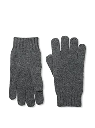 Cashmere Addiction Men's Solid Cashmere Gloves, Derby