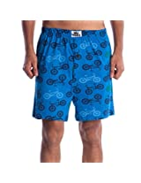 Nuteez Cycle Blue Boxers