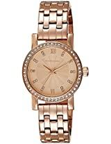 Giordano Analog Rosegold Dial Women's Watch - 2729-44