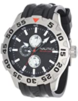 NAUTICA Analog Black Dial Men's Watch - N15564G