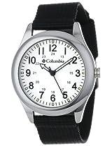 Columbia Columbia Unisex Ca016001 Field Fox Black Canvas Watch - Ca016001