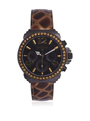 Lancaster Reloj de Señora cuarzo piel Marrón