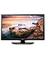 LG 24LF458A 60cm (24 inches) HD Ready LED TV (Black)