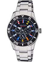 Nautica Analog Black Dial Men's Watch - NTA14631G