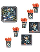 Miles From Tomorrowland Party Pack 16 Guests