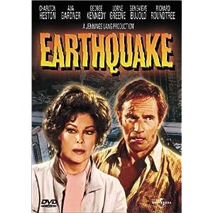大地震の画像