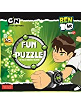 Ben 10 Fun Puzzle, Multi Color