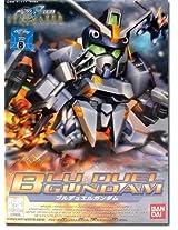 Gundam SD-295 Blue Duel Gundam - BB Gundam Seed C.E. 73 Model Kit (Japanese Import)