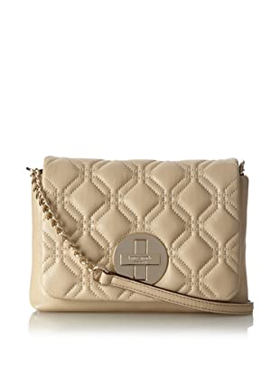 Kate Spade Women's Astor Court Naomi Shoulder Bag, Coffee Cream
