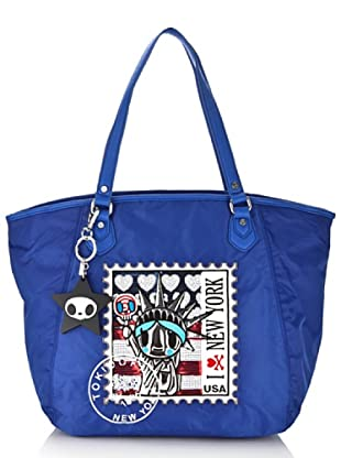 Tokidoki Shopping Bag Nihoa (Blau)