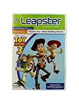Learning Game Toy Story 3 Phonics Fun Word Building Reading Games Leap Frog Leapster Preschool K to