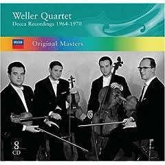 ヴェラー四重奏団 Decca録音集1964-1970(8枚組)の商品写真