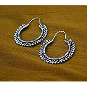 The Desi Soul Tribal Baalis Earrings