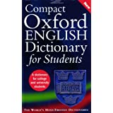 Compact Oxford English Dictionary for University and College StudentsOxford�ɂ��
