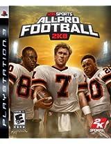All Pro Football 2K8 (PS3)