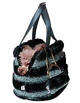 Charlotte's Dress Pet Bag, Unic Size, Grey